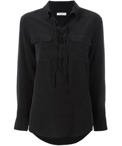 Equipment | Lace-Up Blouse