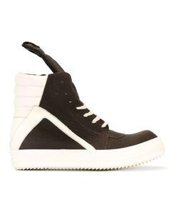 Rick Owens | Geobasket Hi-Top Sneakers