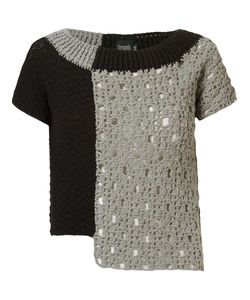 Fernanda Yamamoto   Asymmetric Knit Blouse