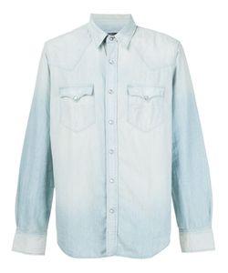 Rrl   Stonewashed Denim Shirt