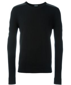 Exemplaire | Shoulder Panel Long Sleeve Jumper