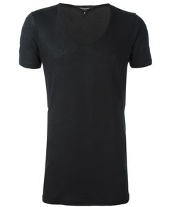 Unconditional | Deep U-Neck T-Shirt