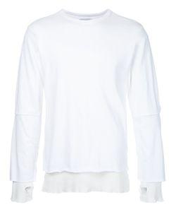 Facetasm | Elbow Slit Sweater