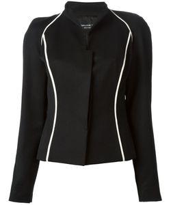 Jean Louis Scherrer Vintage | Contrast Trim Jacket