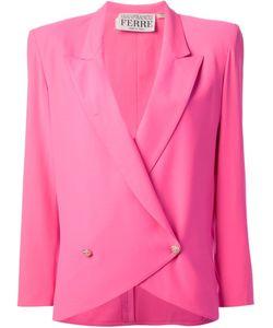 Gianfranco Ferre Vintage | Buttoned Blazer