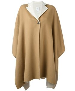 Agnona | Notched Lapel Cape