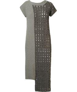 Fernanda Yamamoto | Asymmetric Knit Dress