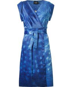 Fernanda Yamamoto   Printed Wrap Dress