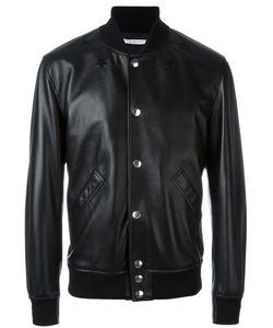 Givenchy | Leather Bomber Jacket 50