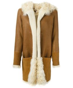 Meteo By Yves Salomon | Shearling Coat
