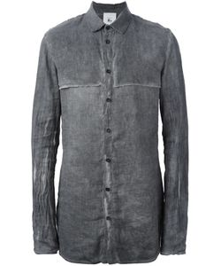 Lost And Found Rooms | Lost Found Rooms Creased Effect Shirt