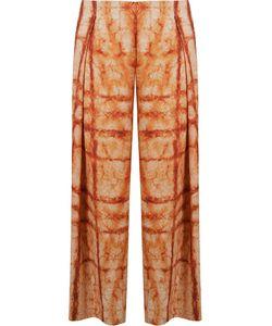 Fernanda Yamamoto   Pleated Wide Leg Trousers