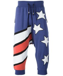Unconditional | Americana Cropped Track Pants
