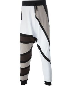 Unconditional | Tribal Stripes Track Pants