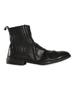 Guidi | Distressed Chelsea Boots 45