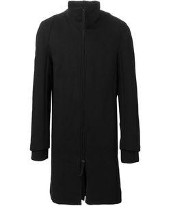 Individual Sentiments | Zipped High-Neck Coat