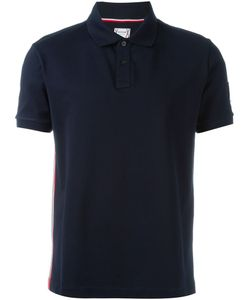 Moncler Gamme Bleu | Side Stripe Polo Shirt