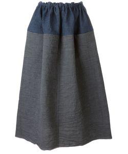 Daniela Gregis | Panelled Midi Skirt