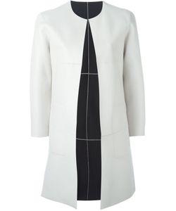 Blancha   Reversible Short Coat