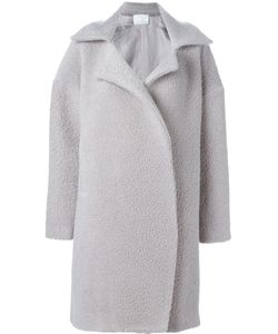 Charlie May | Woven Fleece Coat