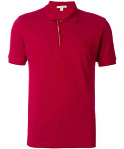 Burberry Brit | Logo Embroidered Polo Shirt
