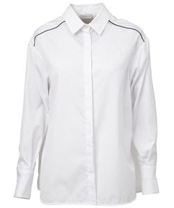 Maison Ullens | Piped Shirt