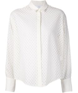 Iro | Dotted Blouse