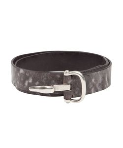 Scunzani Ivo | Hammered Leather Belt