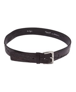 Scunzani Ivo | Leather Belt Large
