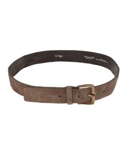 Scunzani Ivo | Leather Belt Medium