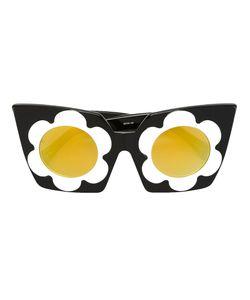 Linda Farrow Gallery | Markus Lupfer X Linda Farrow Daisy Shades Sunglasses