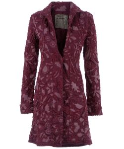 Projet Alabama | Patterned Coat Women Small