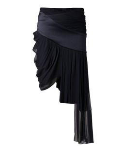 Linda Farrow Gallery | Draped Skirt