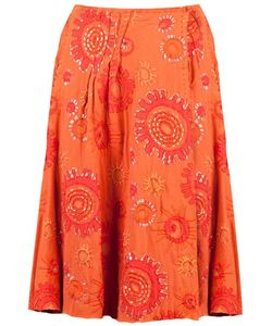 Projet Alabama | Appliquéd Skirt
