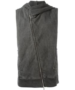 Lost And Found Rooms   Lost Found Rooms Sleeveless Zipped Hoodie