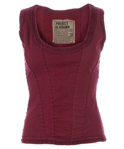 Projet Alabama | Scoop Neck Tank Top