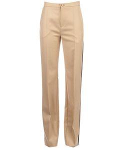 Bouchra Jarrar   Wide Tailored Trousers 38