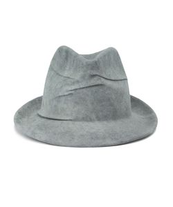 Reinhard Plank | Creased Trilby Hat
