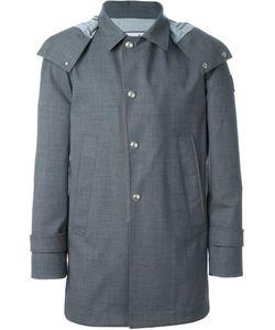 Moncler Gamme Bleu | Hooded Coat