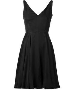 Iris Van Herpen | Flared V-Neck Dress