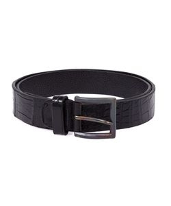 Scunzani Ivo | Alligator Leather Belt