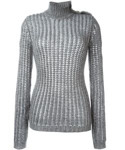 Balmain | Roll Neck Jumper