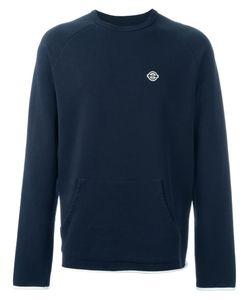 Roundel London   Logo Patch Sweatshirt