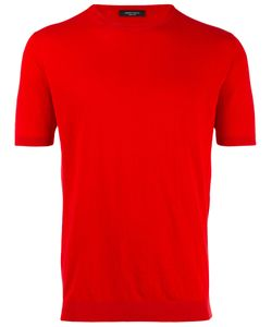 Roberto Collina | Short-Sleeved Sweater Size 50