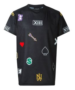 Ejxiii | Printed Symbol T-Shirt