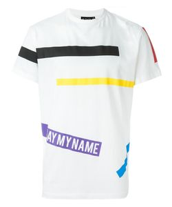 Ejxiii | Say My Name Printed T-Shirt