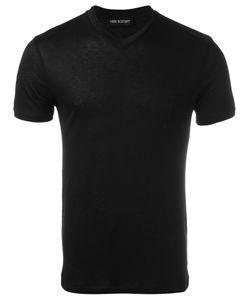 Neil Barrett | V-Neck T-Shirt Small Viscose