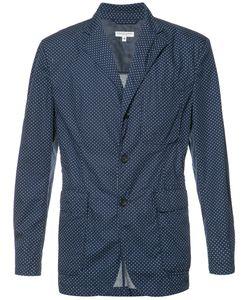 Engineered Garments | Dk Polka Dot Jacket Size Large