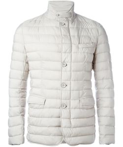 Herno | Buttoned Puffer Jacket 56