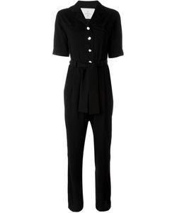 Carolinaritz | Belted Shirt Jumpsuit